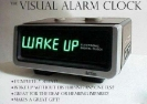 Visual Alarm Clock